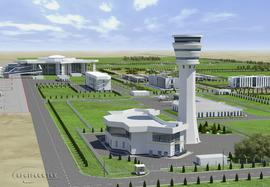 Master Plan of Airport