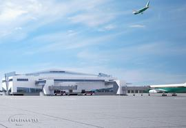 Concept Design of Airport