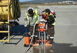 Airfield Pavement Measurement